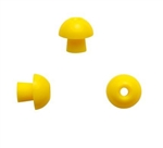 Silicone Ear Tip 12 mm Mushroom (100 pc)