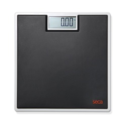 Seca Clara Electronic Flat Scale with Rubber Mat