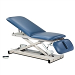 Clinton Power Table with Adjustable Backrest & Drop Section