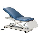 Open Base Power Casting Table w/ ClintonClean™ Leg Rest