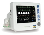 Criticare nGenuity 8100E1 Patient Monitor w/ CO2
