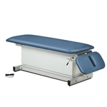 Space Saver Power Examination Table with Drop Section