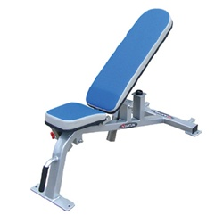 Quantum Horizontal to Incline Bench