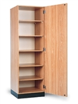 Hausmann Single Door Storage Cabinet