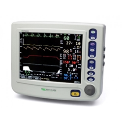 Criticare nCompass 81H000XD Vital Signs Monitor