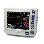 Criticare nCompass 81H010XD Vital Signs Monitor w/ IBP