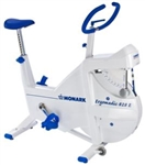Monark 828E Ergomedic Test Cycle