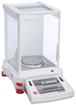 Ohaus Explorer Analytical Electronic Balance - Model EX124 with Automatic Internal Calibration