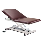 Bariatric Power Examination Table with Adjustable Backrest