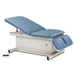 Clinton Shrouded, Extra Wide, Bariatric, Power Table w/ Adjustable Brackrest & Drop Section