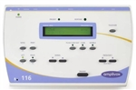 Amplivox 116 Portable Manual Screening Audiometer (Wall & Battery Power)