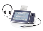 MI 26 touchTymp Tympanometer & Audiometer Screener (w/ Sessions PDF/Print Software)