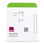 Alere BinaxNOW Legionella Test (22 Tests/Kit)