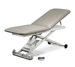Clinton E-Series, Power Table with Adjustable Backrest