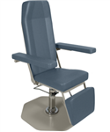 "UMF Phlebotomy Chair - Foot Operated Pump, 250 lb capacity, Seat height 23""-38"""