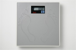 Seca Electronic Flat Scale w/ Mother/Child Function