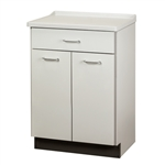Clinton Molded Top Treatment Cabinet with 2 Doors & 1 Drawer