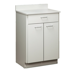 ClintonClean Treatment Cabinet with 2 Doors and 1 Drawer