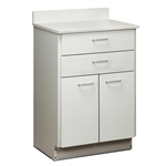 ClintonClean Treatment Cabinet with 2 Doors and 2 Drawers