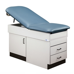 Cabinet Style Space Saver Treatment Table