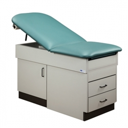 Cabinet Style Space Saver Treatment Table w/ Dock to Dock