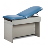 Panel Leg Space-Saver Treatment Table w/ Dock to Dock