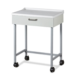 Clinton Molded Top Mobile Equipment Cart
