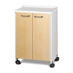 Clinton Molded Top Mobile Equipment Cabinet