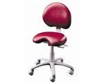 Brewer 9000B-H High Height Dental Stool