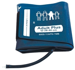 ADview 2 Adult Plus Cuff- Navy (28-40 cm)