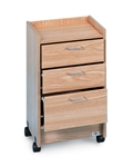 Hausman Mobile Cabinet w/ Drawers