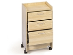 Hausman Green-Line Mobile Cabinet w/ Drawers