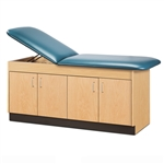 Clinton Cabinet Style, Treatment Table with Doors