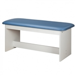 Clinton 9100 Flat Top Style Line Straight Line Treatment Table
