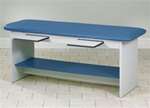 Straight Line Laminate Treatment Table