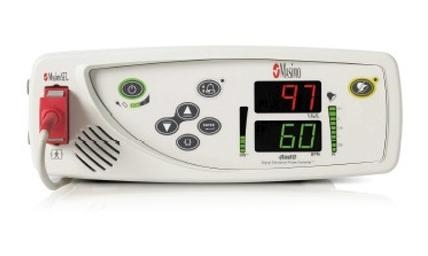 Masimo Pulse Oximeter >> Masimo Rad 8 Bedside Pulse Oximeter Horizontal