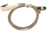 4 Wire Patient Cable with AHA Snap Connectors