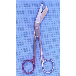 Lister Bandage Scissors w/ Pocket Clip