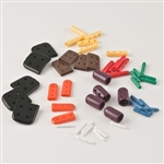Sklar SklarTip Vented Instrument Protectors - Assorted Sizes and Colors