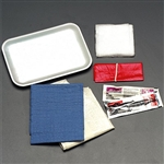 Sklar Wound Closure Tray