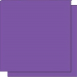 "Sklar Adhesive Color Identification Sheets, Purple, 8.5"" x 11"""