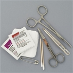 Sklar All-Purpose Instrument Tray - Kelly Hemostat