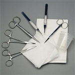 Sklar Facial Laceration Tray