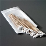 "Sklar Cotton Tip Applicators - 6"" (Case of 3000)"