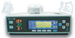 Mediaid Veterinary Pulse Oximeter with Thermistor