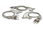 PPhilips Complete Leadwire Set for TRIM and TOUCH EKG Machines