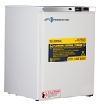 4 cubic foot ABS Premier Freestanding Undercounter Flammable Storage Freezer