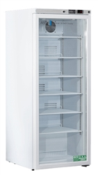 10.5 Cu. Ft. Premier Glass Door Compact Laboratory Refrigerator