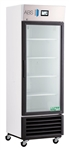 19 cu ft TempLog Premier Laboratory Glass Door Refrigerator, Left Hinged - Hydrocarbon (Medical Grade)
