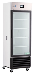 19 Cubic Foot ABS TempLog Premier Swing Glass Door Chromatography Refrigerator